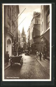AK Guernsey, View of High Street