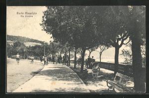 AK Porto Maurizio, Via Genova