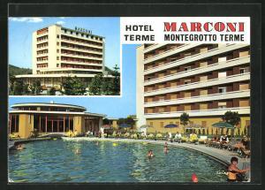 AK Montegrotto Terme, Hotel Marconi Terme