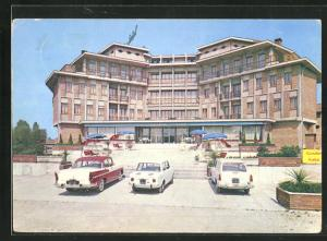 AK Treviso, Carlton hotel