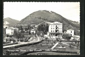 AK Montegrotto Terme, Via Castello Colle Berta