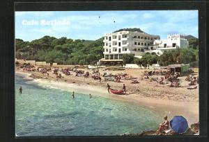 AK Cala Ratjada, Vista parcial de la Playa de Son Moll