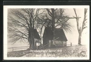 AK Grub, Sturmkatastrophe 1919, Ortspartie
