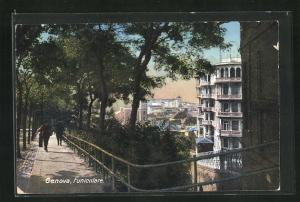 AK Genova, Funiculare
