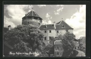 AK Burg Schlaining, Burghof