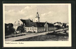 AK Swinemünde, Ansicht vom Kurhaus