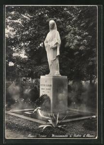 AK Abano Terme, Monumento a Pietro d`Abano