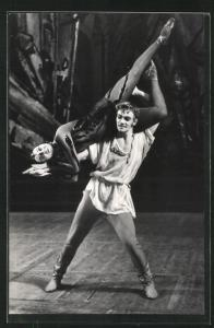AK Balletttänzer Wladimir Wasiljew & Nina Timofejewna in The Stony Flower