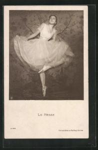 AK Lo Hesse, Portrait der Ballerina