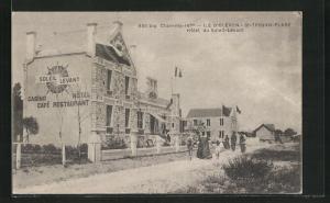 AK Ile D'Oléron-St-Trojan-Plage, Hotel du Soleil-Levant