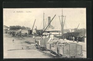 AK Marans, Le Port