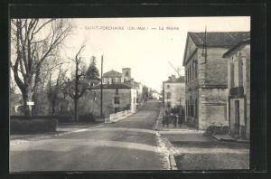 AK Saint-Porchaire, La Mairie