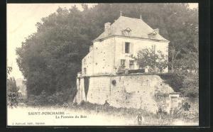 AK Saint-Porchaire, La Fontaine du Bois