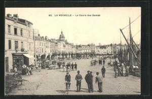 AK La Rochelle, Le Cours des Dames
