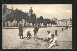 AK La Rochelle, Péchours Filets