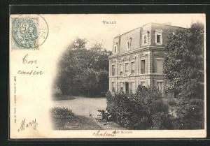 AK Vailly, Les Roches