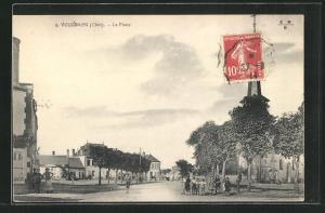 AK Vouzeron, La Place