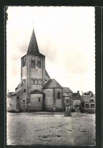 AK Augy-sur-Aubois, L`Eglise