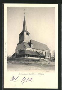 AK Brinon-sur-Sauldre, L`Eglise