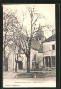 AK Givardon, L`Église, Ansicht der Kirche