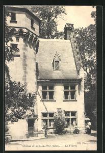 AK Meillant, Le Chateau, Le Vènerie