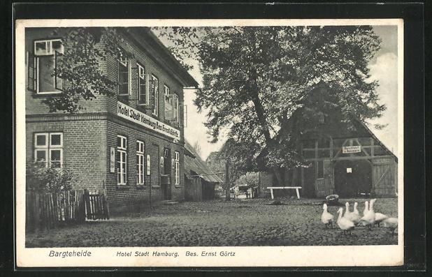 Bargteheide Hamburg