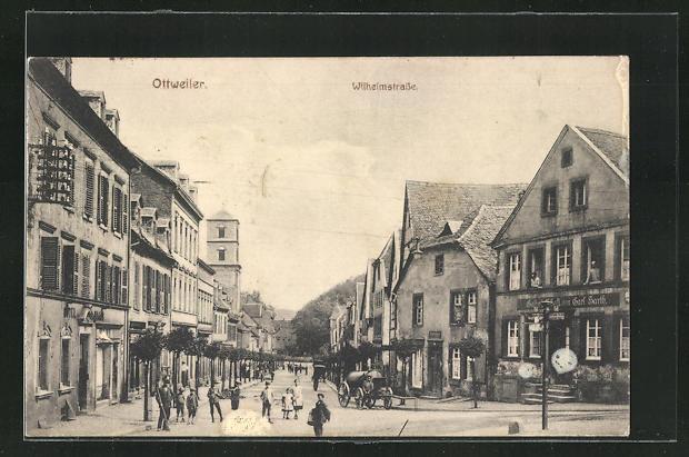 PLZ Ottweiler - Saarland Postleitzahlen 66564 Neunkirchen (Saar)