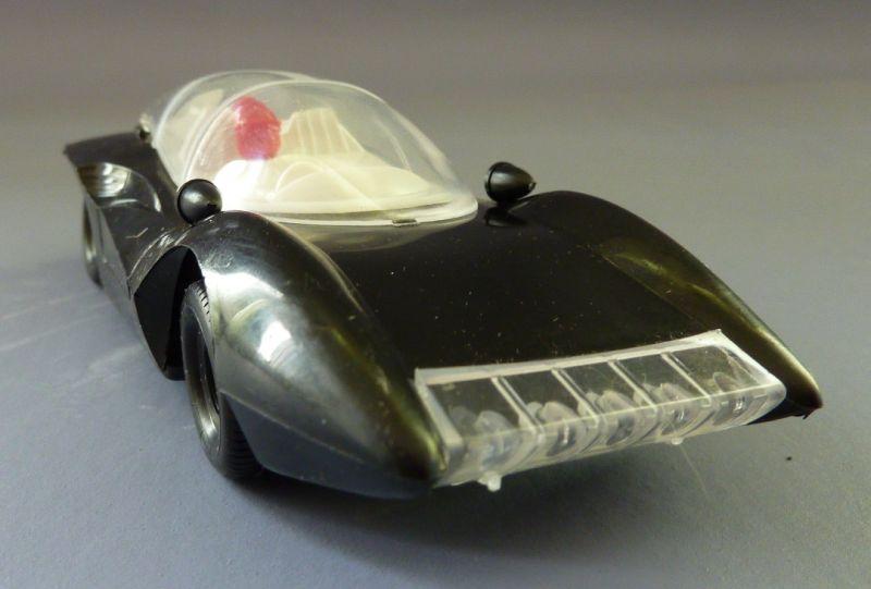 Modellauto: DDR-Modellauto Rennsportwagen Ferrari P5 G.T., Original aus DDR-Produktion, o. Antrieb 0