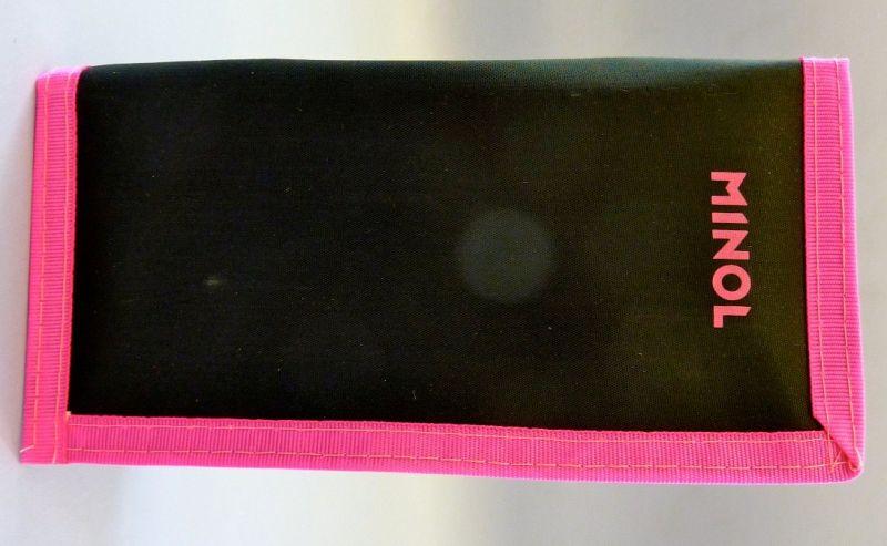 Werbung: DDR-Werbung VEB Minol/ Minol AG, Reise-Näh-Set, Original, noch in der DDR hergestellt, 1990 0