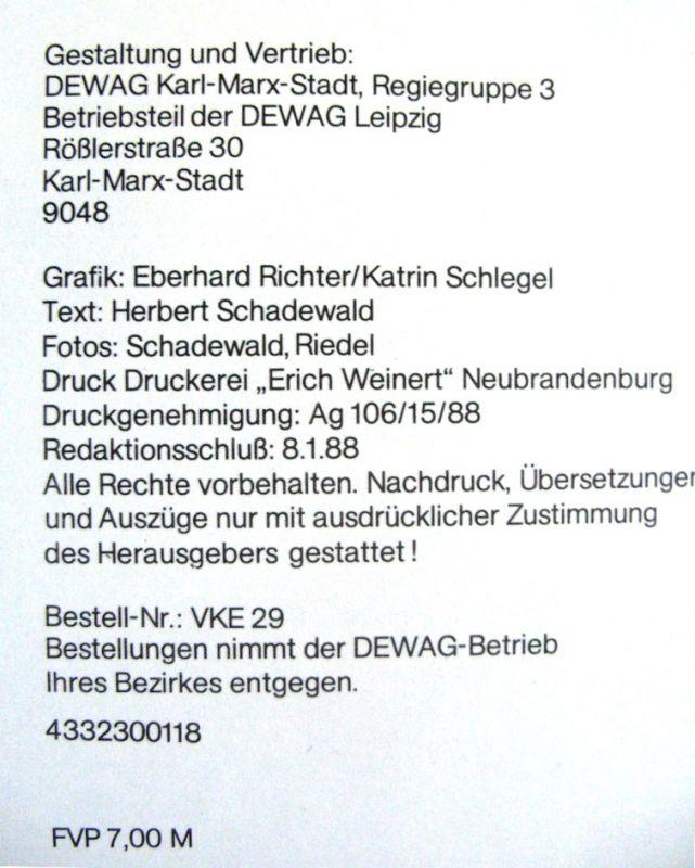 """DDR-Automobilia: Tafelwerk """"Überholen ohne Risiko"""", Original aus DDR-Produktion 1988 3"""