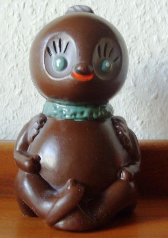 Spielzeug: DDR-Spielzeug - Figur: Pittiplatsch, der Liebe, Original aus DDR-Produktion, 70er bis Anfang 80er Jahre