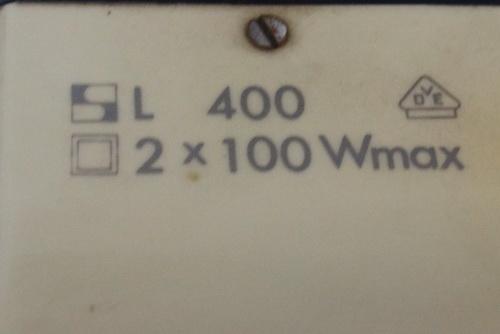 WEST DEUTSCHE STEHLAMPE FLOOR LAMP STAFF CHROM BODENLAMPE 60ER NEUER SCHIRM 6