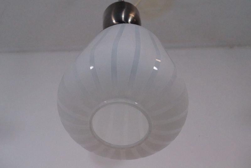 Bauhaus deckenlampe h ngelampe wagenfeld ra glas weiss for Designertische glas
