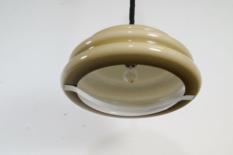 HÄNGELAMPE DECKENLAMPE ESSZIMMER LAMPE LEUCHTE MIDCENTURY PANTON 70ER  SEVENTIES 5