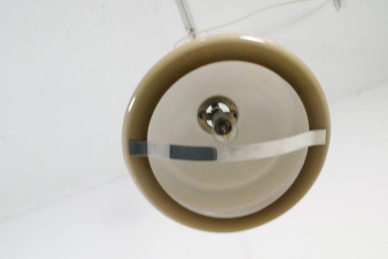 HÄNGELAMPE DECKENLAMPE ESSZIMMER LAMPE LEUCHTE MIDCENTURY PANTON 70ER  SEVENTIES 6