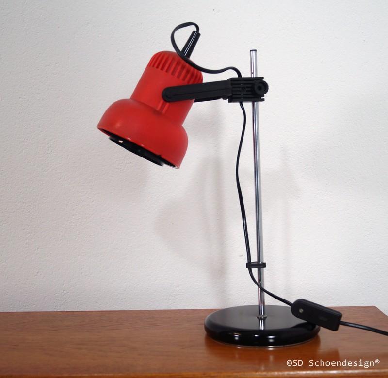 Brilliant tischleuchte schreibtischlampe lampe tischlampe for Lampen 70er berlin