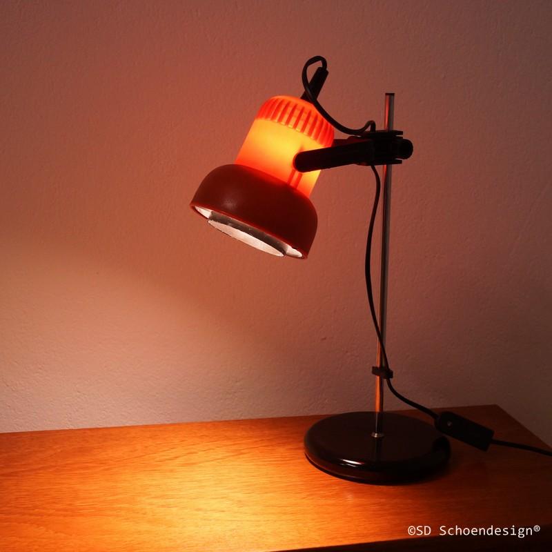 Brilliant tischleuchte schreibtischlampe lampe tischlampe for Lampen chrom
