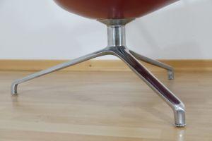 Highback Sessel, Loungechair Preben Fabricius für Knoll FK 86 60er Jahre 4