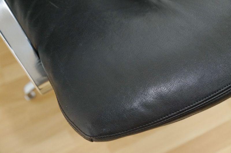 Highback Sessel, Loungechair Preben Fabricius für Knoll FK 86 60er Jahre 7
