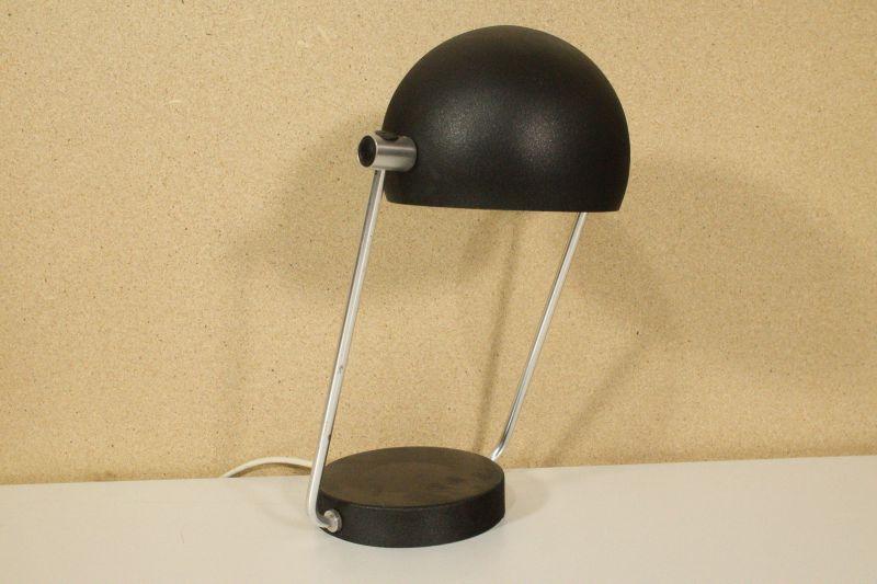 Vintage Tischlampe DDR 60er 70er verstellbar Lampe VEB Halle
