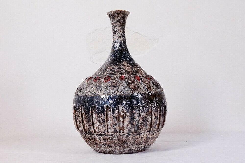 Terraform keramikvase keramik vase tischvase einzelstück 50er 60er jahre 1