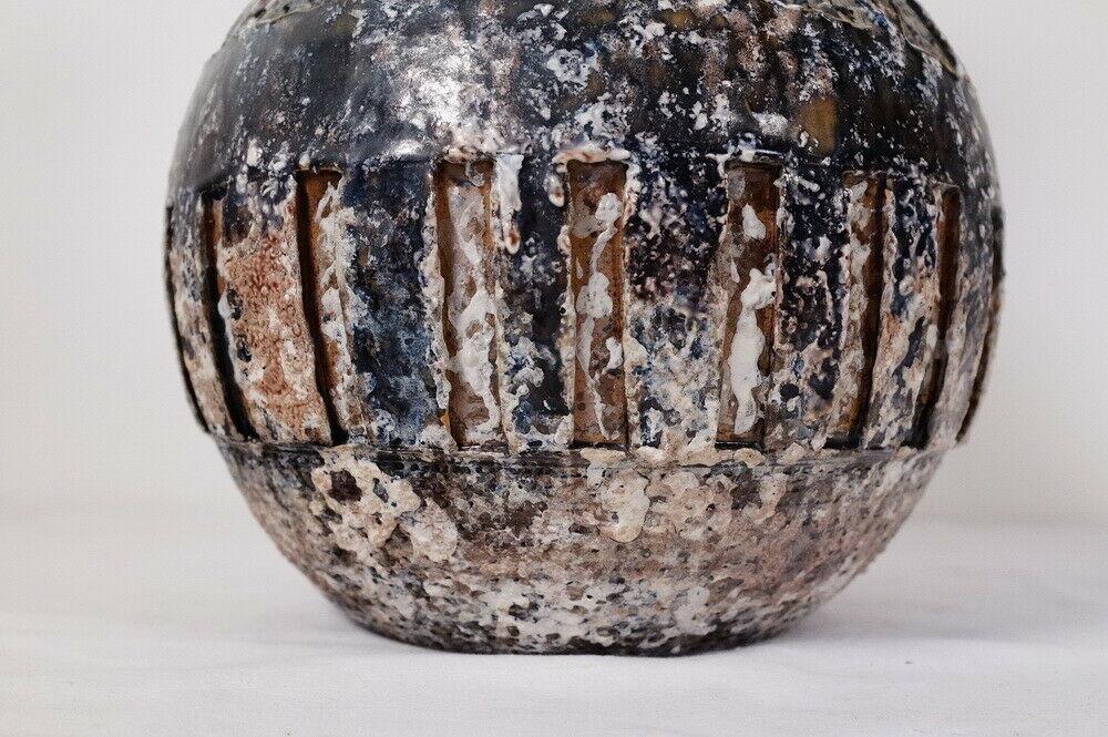 Terraform keramikvase keramik vase tischvase einzelstück 50er 60er jahre 11