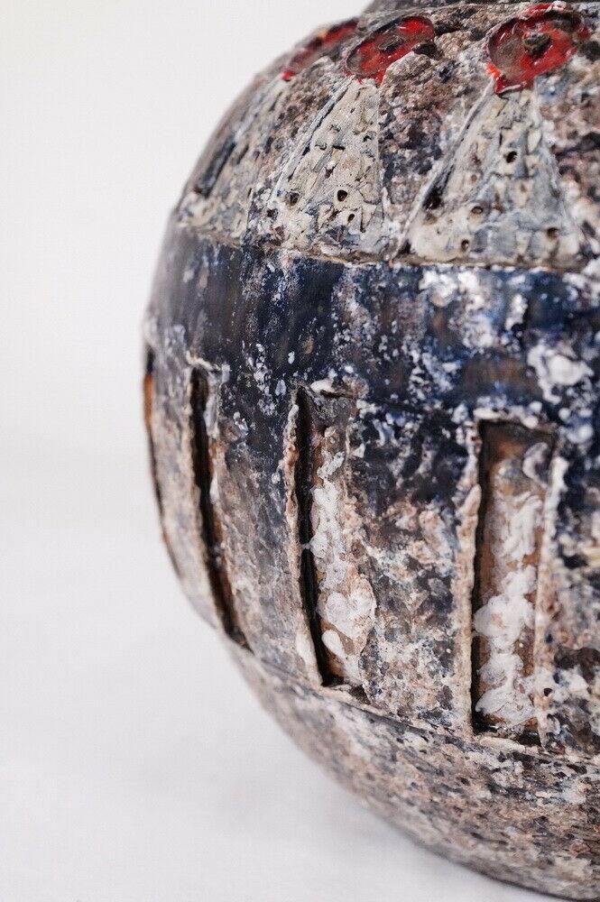 Terraform keramikvase keramik vase tischvase einzelstück 50er 60er jahre 4