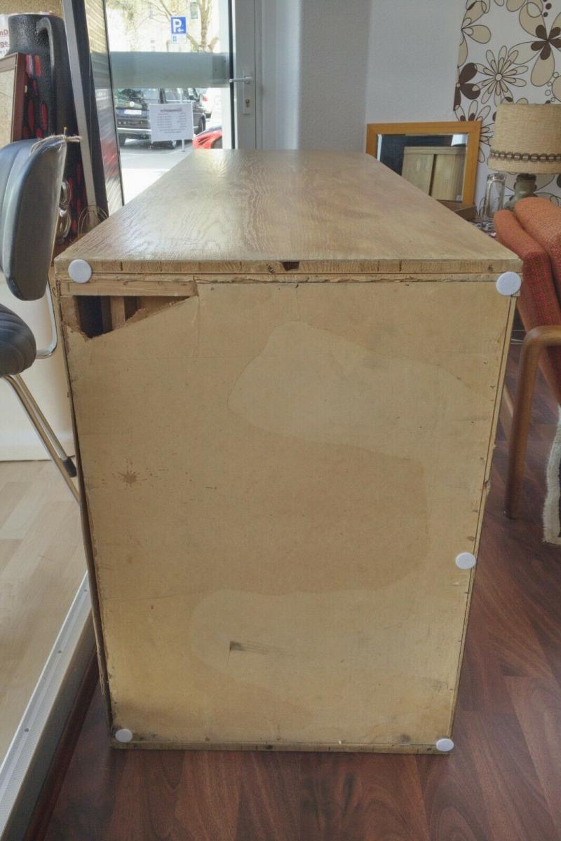 Zippel rollschrank rolladenschrank kleiderschrank von behörde registratur 50er 5