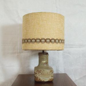 Tischlampe Keramikfuß Keramiklampe KREUTZ KERAMIK Cari Zalloni