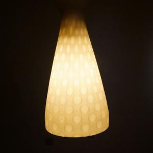 Midcentury Lampe Hängelampe