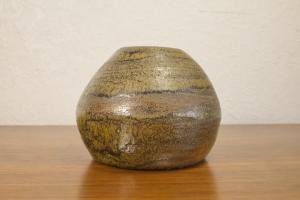 Kleine midcentury vase aus keramik skandinavien danish design tischvase 60er BS
