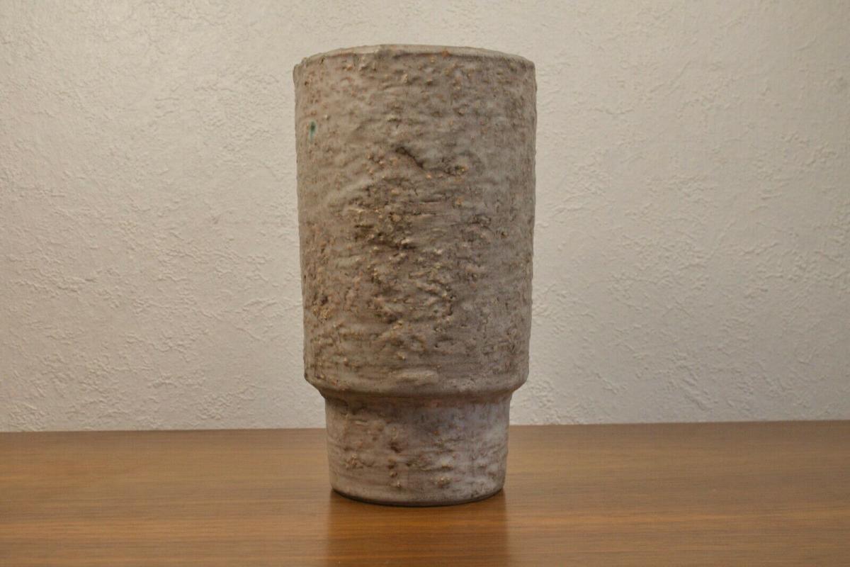 Ziegler schweiz 0502 designvase tischvase blumenvase 60er jahre vase formschön 0
