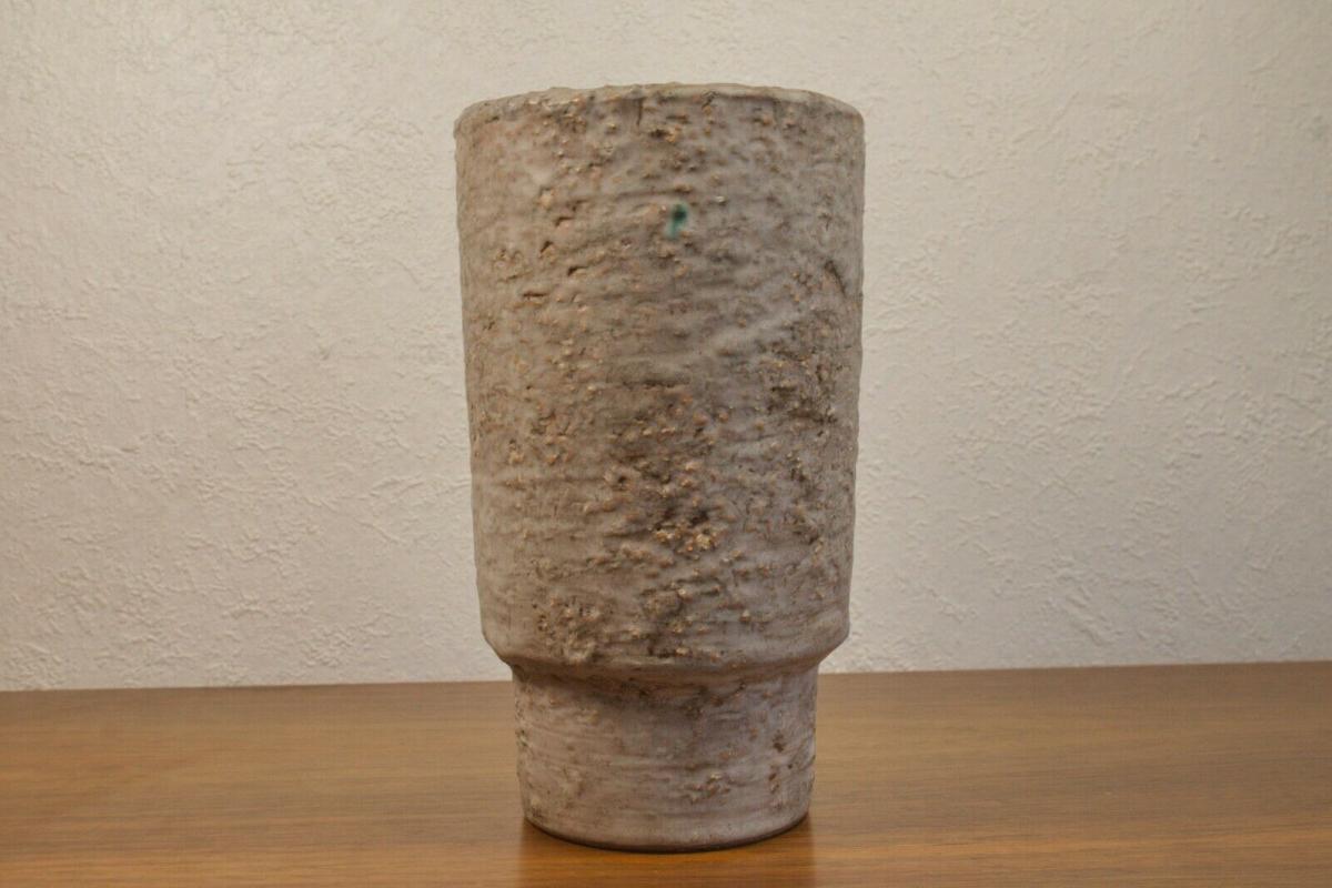 Ziegler schweiz 0502 designvase tischvase blumenvase 60er jahre vase formschön 1