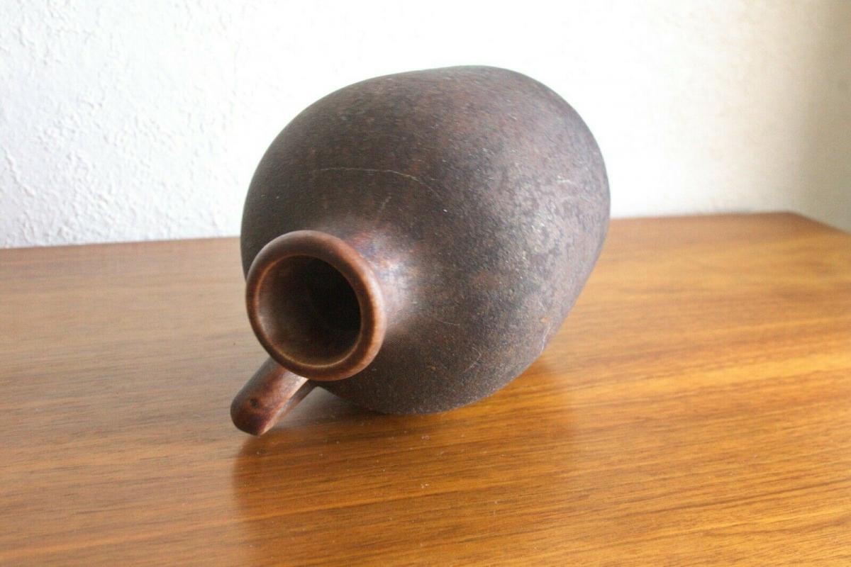 Wohl dänemark krug keramikkrug vase keramik 382 danish design midcentury 60er 7